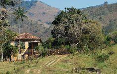 Fazenda Apolinária - Vista lateral