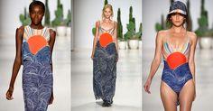 Semana de Moda de Nova York mostra as tendências do Verão 2015; Mara Hoffman