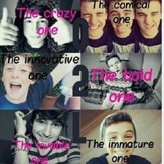 O2L...this is so true about them :D