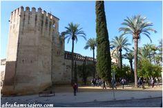 Puente Abbas Ibn Firnas, Córdoba De perfil parece unas alas, según tengo entendido su nombre se debe al sabio cordobés que en el siglo IX…