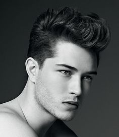 Franscisco Lachowski I L'Oreal Paris Studio Line Francisco Lachowski, Modern Pompadour, Beauty Tips For Men, Brazilian Male Model, Male Models Poses, Pompadour Hairstyle, Model Face, Portraits, L'oréal Paris