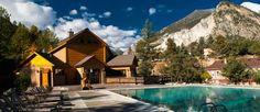 HOT SPRINGS. | Mt. Princeton Hot Springs Resort