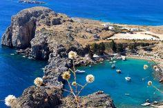 Séjour à Rhodes avec 2 enfants - Grèce en famille | VOYAGES ET ENFANTS