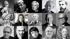 Famous Architects of All Time You Should Know   Unbuilt Studio Pier Luigi Nervi, Louis Kahn, John Hancock, Philip Johnson, Richard Meier, Peter Zumthor, Rem Koolhaas, Renzo Piano, Oscar Niemeyer