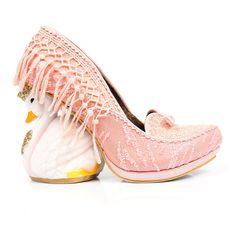 Swan Heels - Irregular Choice