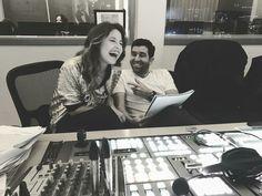 Nova foto de Karol trabalhando #karolsevilla