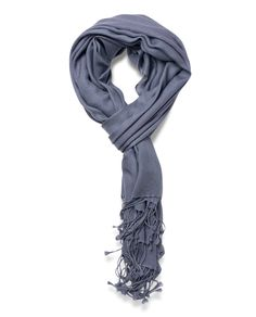 Cashmere Diamond Weave Scarf in Dark Grey - Qind Design Woven Scarves, Blanket Scarf, Dark Grey, Weave, Cashmere, Diamond, Stuff To Buy, Design, Fashion