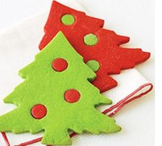 polka dot butter cookies b Family Circle posted on Cute Everything