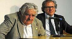 Almagro y Mujica aparecieron en negocios ilícitos con Venezuela