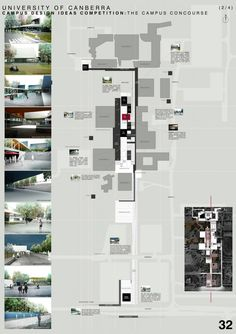 University of Canberra Campus Design Competition by MORQ