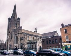St. Patrick's Cathedral (Church Of Ireland) - Dublin City  Enjoyed our service.