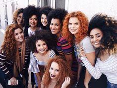 Quanta gente linda em um lugar só  #encontrinhosalonline #todecacho #salonline