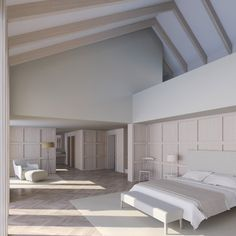 Bedroom - Hannington Residence by James Gorst Architects Aesthetic Value, High Quality Images, Modern Farmhouse, Architects, House Design, Traditional, Living Room, Interior Design, Bedroom
