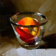 qiang huang painting | qiang huang art paintings still life