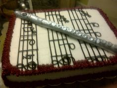 1000 Images About Birthday Music Cake Ideas On Pinterest