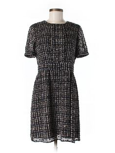 Love the print- J. Crew Silk Dress