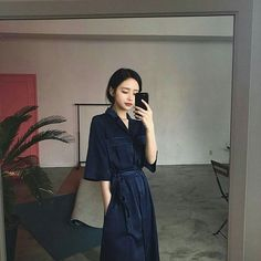Image about girl in hwamin chan by Mooo on We Heart It Ulzzang Fashion, Ulzzang Girl, Asian Fashion, Cute Korean, Korean Girl, Son Hwamin, Hwa Min, Short Hair Styles, Fashion Dresses