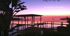 Estero Bay sunrise - Fort Myers Beach, Florida
