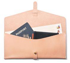 The Good Flock - Travel Wallet