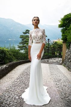 Milla Nova Bridal Wedding Dresses 2017 / http://www.himisspuff.com/milla-nova-bridal-2017-wedding-dresses/27/