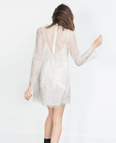 TULLE DRESS-View all-Woman-NEW IN | ZARA Greece