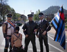 2016: Chile Pride 🏳️🌈 Parade, Santiago de Chile. Pic © AlexSCL79. #LeatherPride #LeatherCL 🇨🇱