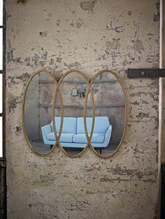 Pfister Sofa Gianne, Mirror Scarlet Decor, Inspiration, Sofa, Late Autumn, Pfister, Modern, Stuff To Buy, Home Decor, Mirror