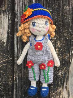 Crochet Projects, Art Projects, Projects To Try, Crochet Owls, Knit Crochet, Doll Toys, Dolls, Knitting Patterns, Crochet Patterns