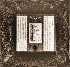 Image de la lettre193bis de Thérèse de Lisieux -  sous reliquaire à Kiang Pee / LT-193 bis holy card for Fr. Roulland : http://www.archives-carmel-lisieux.fr/english/carmel/index.php/lt-191-a-200/17916-lt193bis-image-de-therese-a-roulland