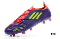 Adidas F50 2013 Adizero Leather TRX FG cleats - Purple Electricity Infrared      #Purple  #Womens #Sneakers