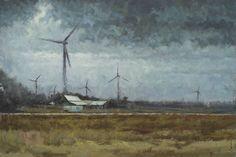 Terry Gardner – Winds of Change 24×36