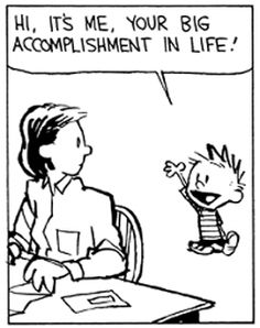 Lol funny. I love Calvin and Hobbes                                                                                                                                                                                 More