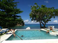 Resort at Wilks Bay--aaaaah, can't wait to go back!!! Port Antonio, Jamaica is off the beaten path but so worth it. This resort is next door to Frenchman's Cove, another favorite.