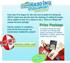 Pizza Hut's Summer Reading Challenge