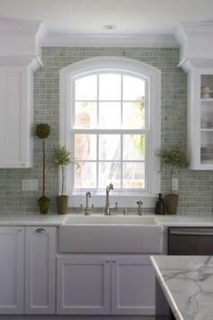 kitchen sink- and that window