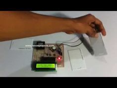 RFID Based Attendance System - YouTube