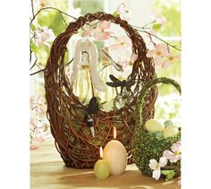 Grapevine Baskets | Pottery Barn