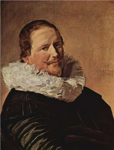 Portrait of a Man - Frans Hals