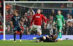 4/01/2014 Manchester United 1-1 FC Bayern München (66' SCHWEINSTEIGER )