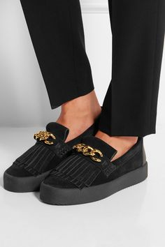 2780f47abc1 Giuseppe Zanotti Ballet Shoes
