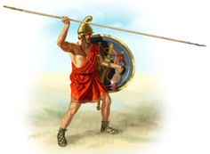 The army of the Kingdom of Macedonia was among the greatest military forces of the ancient world. It was created and made formidable by King Philip II of Macedon;Hypaspist in light equipment (modern reconstruction) Greek History, Ancient History, European History, Ancient Aliens, Family History, Art History, American History, Macedonia, Greek Soldier