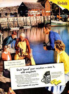 1952 Kodak Camera Film and Hunts Tomato by ecofriendlyfreckles