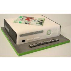 XBox Birthday Cake for alex's next bday