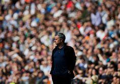 Jose Mourinho - Real Madrid CF v Real Betis Balompie - La Liga