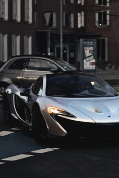McLaren P1. If I had a license and this car. Oh my the world would be a dangerous place.