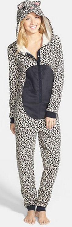Cute leopard print onesie http://rstyle.me/n/nmfeznyg6