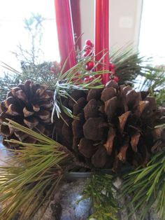 Let Me Show You How To Make Scented Pine Cones