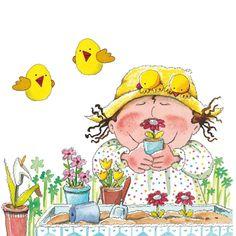 Primavera - Jardinería en casa