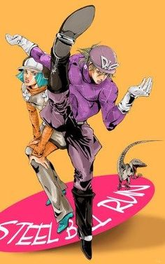 JOJO: These two had the most dynamic team-up.