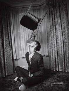 picnicwithsatan:  Tom Gaskin| 10Men Magazine / Spring 2014 | Ph:David Hughes